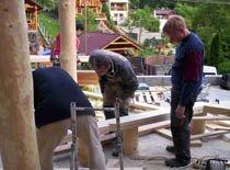 Služby drevárska výroba