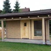 stavba - sauna